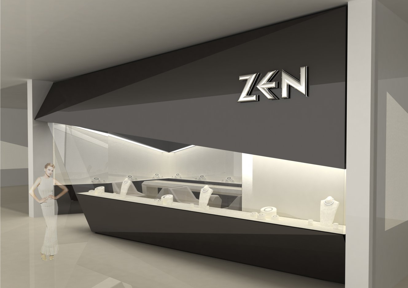 Zen Diamond exclusive